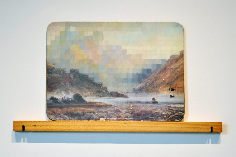 Painted Place Mats – Crossing the Bealy