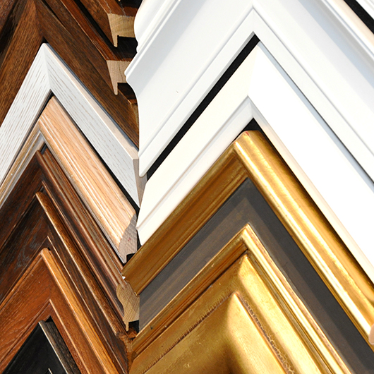 Picture Framing Feature Box