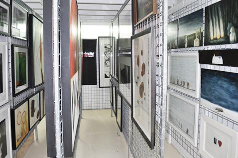 Art Storage Sidebar Image