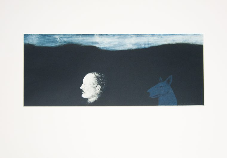 Edvard Munch & the Blue Dog