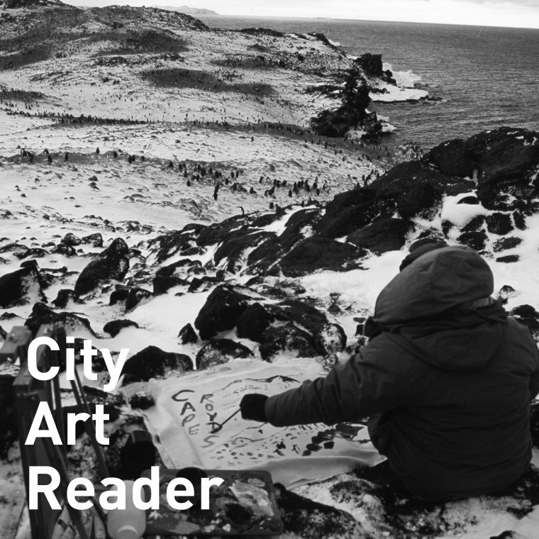 City Art Reader 4: Art and Antarctica
