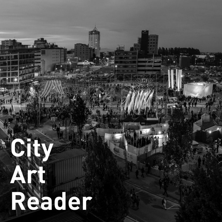 City Art Reader 3: FESTA