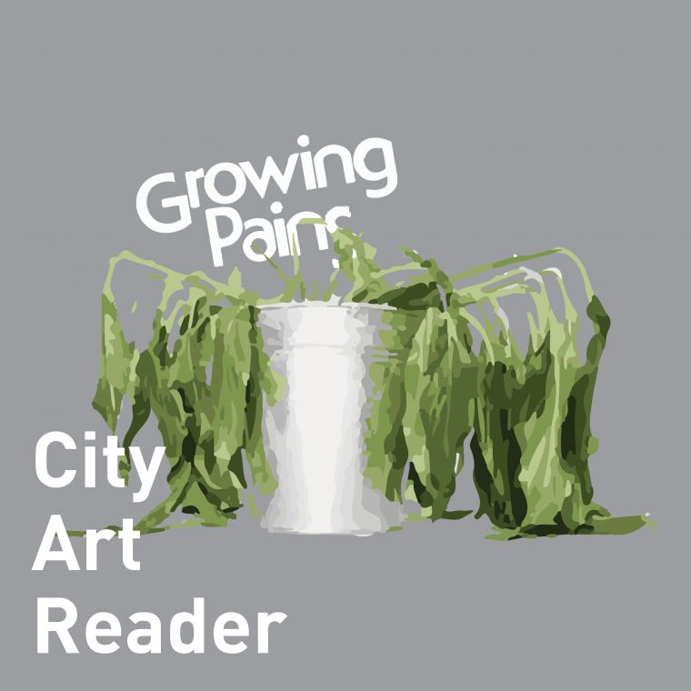 City Art Reader 5: Growing Pains: The Complexities of Art Publishing Online