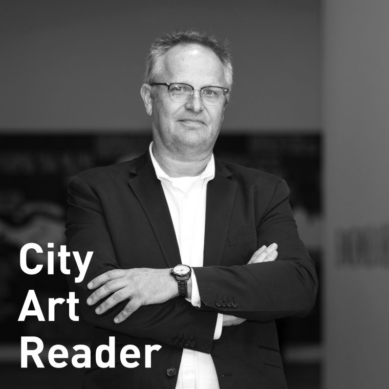 City Art Reader 6: Blair Jackson – Christchurch Art Gallery Te Puna o Waiwhetū
