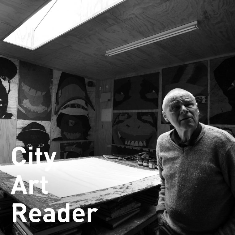 City Art Reader 7: Studio visit – Philip Trusttum