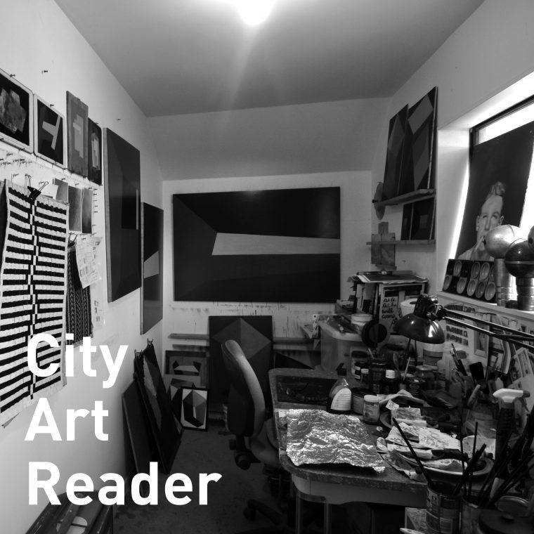 City Art Reader 9: Studio visit – Francis van Hout