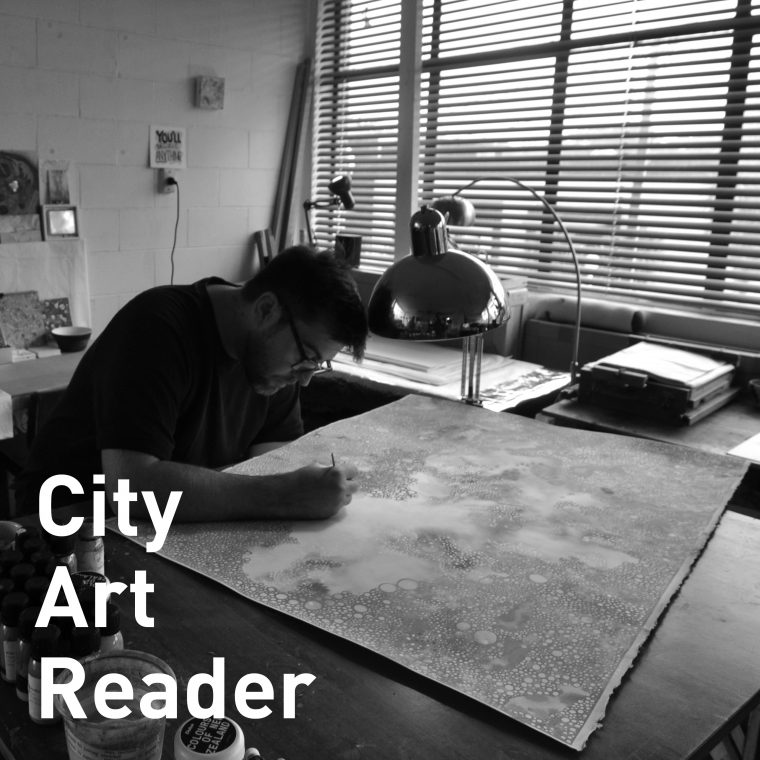 City Art Reader 11: Studio visit – Ed Lust