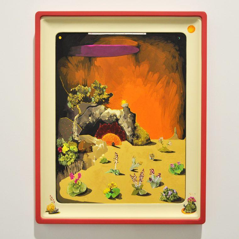 Deep Gold – Henry Turner exhibition