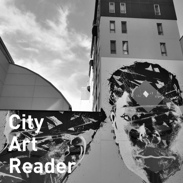 City Art Reader 24: Right before your eyes – a street art walk and talk