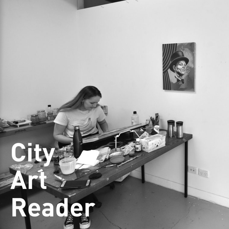 City Art Reader 27: Evangelyn Edilson