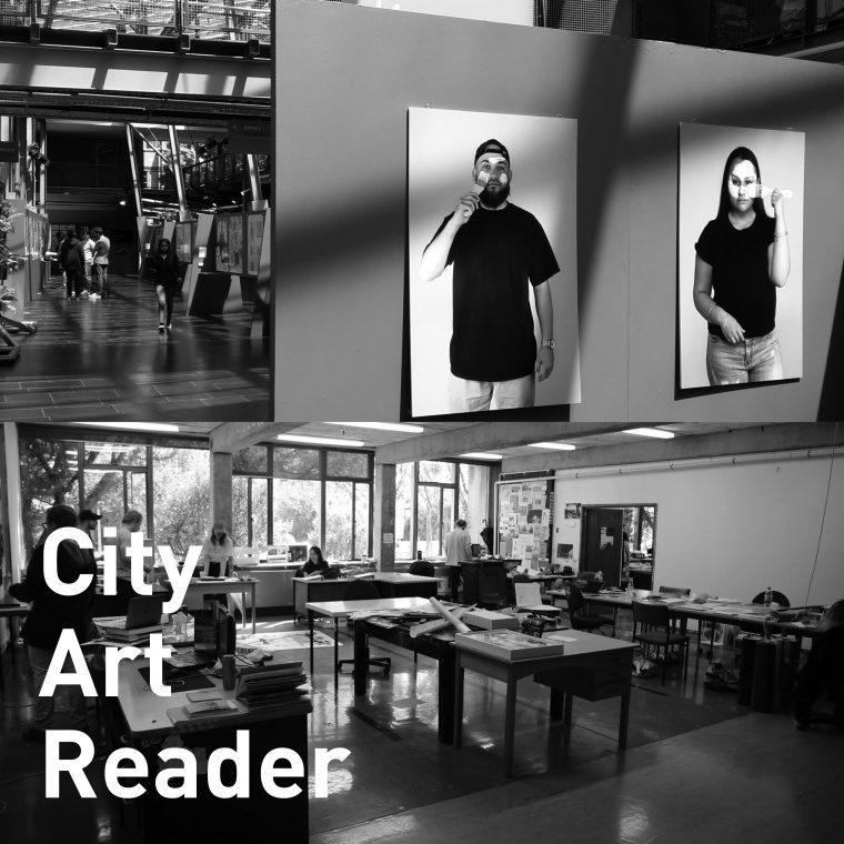 City Art Reader 28: Oh to be an artist, a real artist!