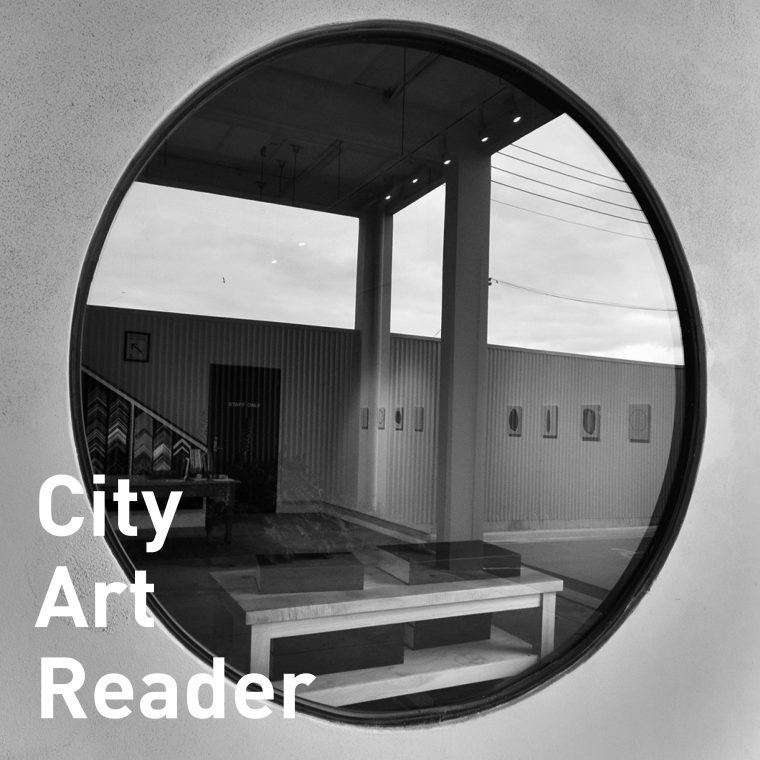 City Art Reader 30: The new normal