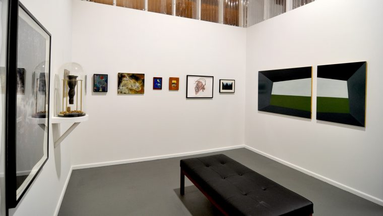 City Art Depot gallery exhibition