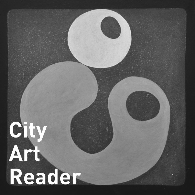 City Art Reader 32: Francis van Hout