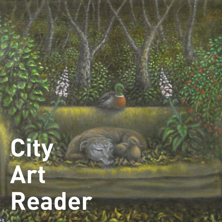 City Art Reader 35: Microcosms – Saskia Bunce-Rath, Lisa Patterson and Dean Venrooy