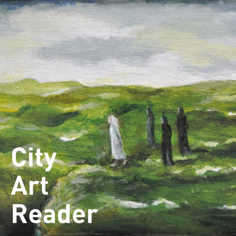 City Art Reader 36: Burying the Poet – Kathryn Madill