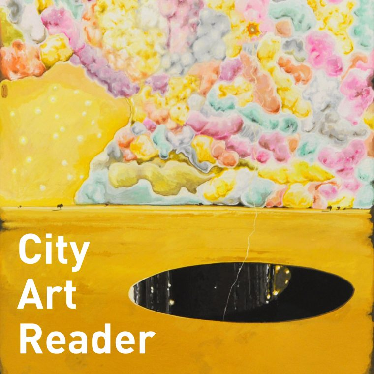 City Art Reader 37: Studio visit – Henry Turner
