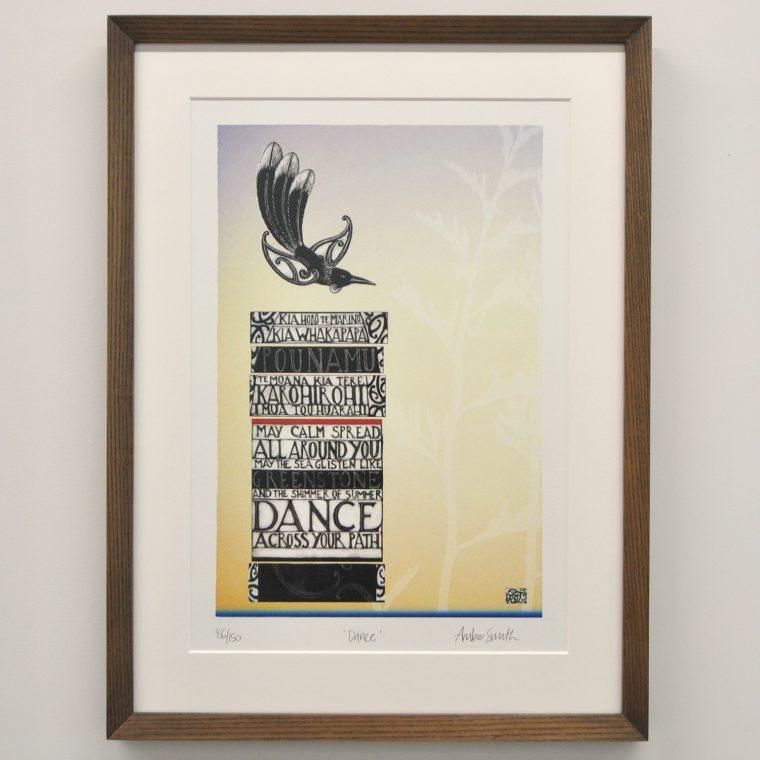 Amber Smith print